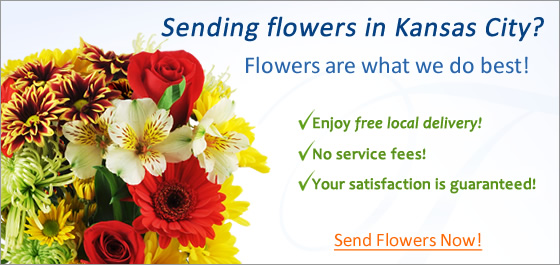 Kansas City Flowe Delivery Image