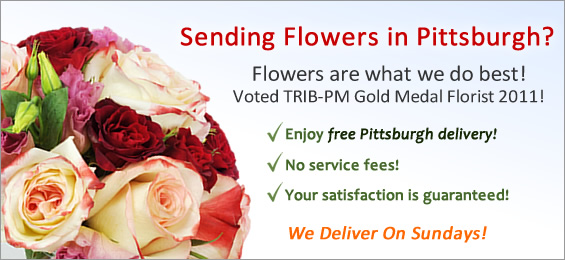 Pittsburgh Flower Delivery Image