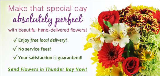 Thunder Bay Flower Delivery Image