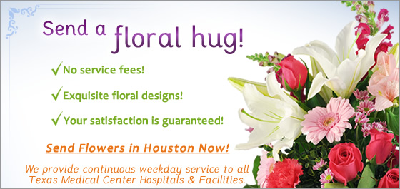 Houston Flower Delivery Image