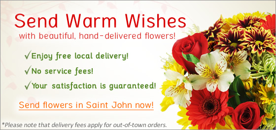 Saint John ON Flower Delivery Image