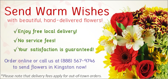 Kingston ON Flower Delivery Image
