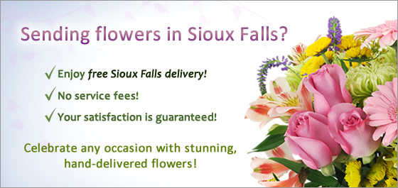 Send Flowers Gifts Sioux Falls