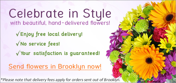 Send Brooklyn Flowers Florist Brighton