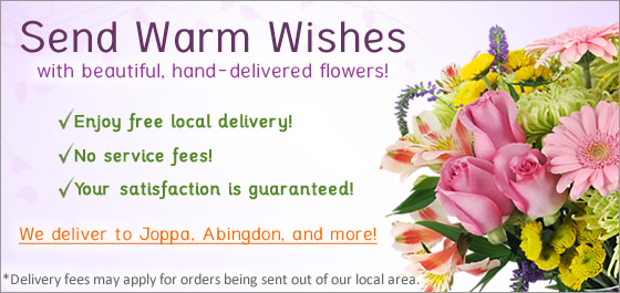 Abingdon Joppa Send Flowers Florist