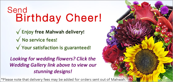 Send Flowers Mahwah Florist