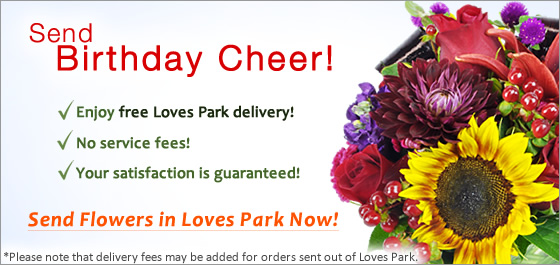 Send Flowers Loves Park Florist