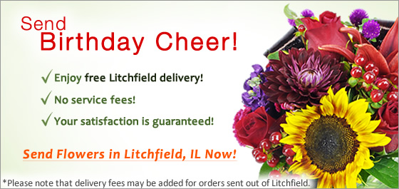 Send Flowers Litchfield Florist