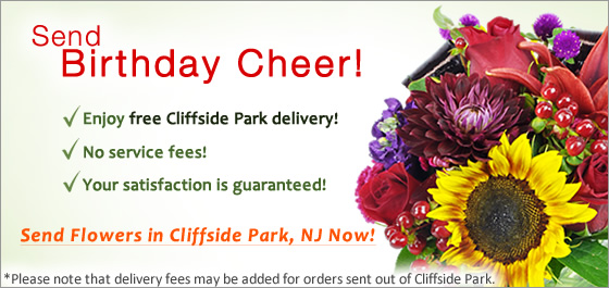 Send Flowers Cliffside Park Florist