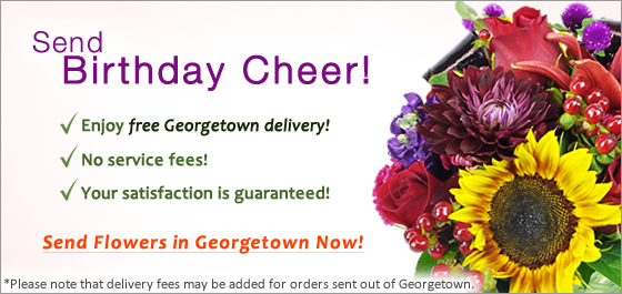 Send Flowers Georgetown ON Florist
