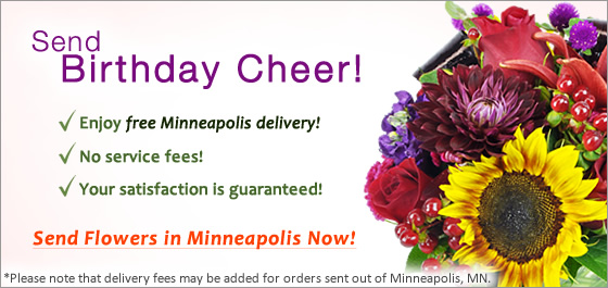 Send Flowers Minneapolis Florist
