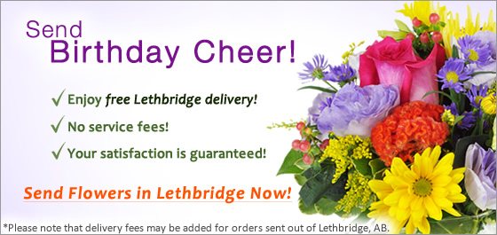 Send Flowers Lethbridge AB Florist