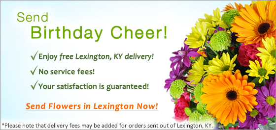 Flower Delivery Lexington Florist