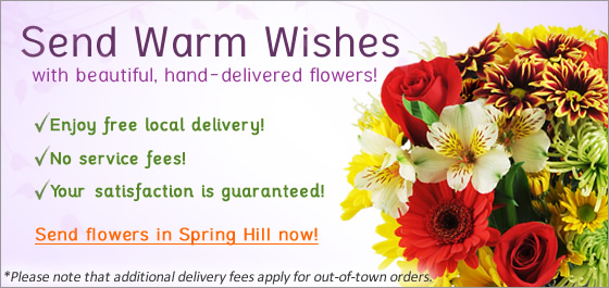 New Port Richey Flower Delivery Image