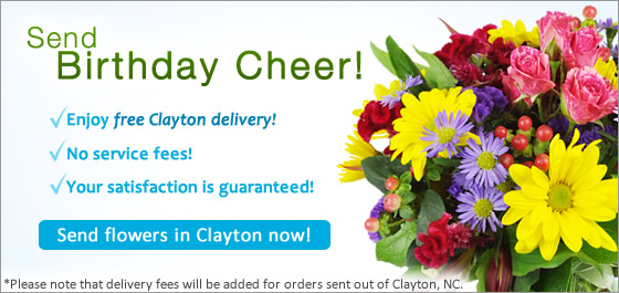 Send Flowers Clayton NC Florist