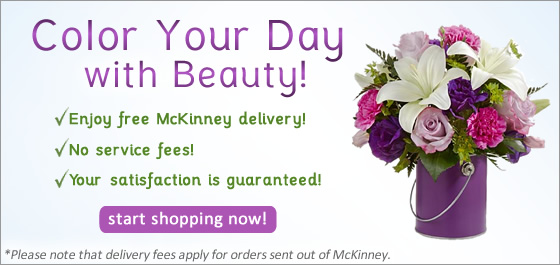 Send flowers McKinney Florist