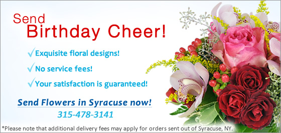 Send Flowers Syracuse NY Florist