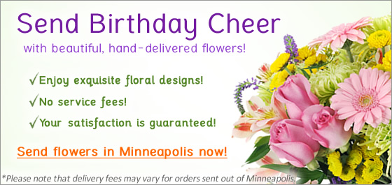 Minneapolis Florist flower Delivery