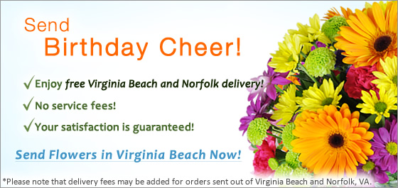 Send Flowers Virginia Beach VA Florist