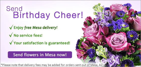 Send Flowers Mesa AZ Florist