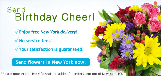 Send Flowers New York NY Florist