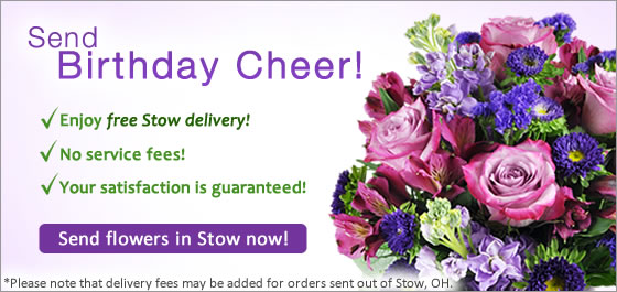Send Flowers Stow Florist