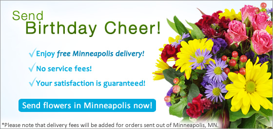 Send Flowers Minneapolis MN Florist