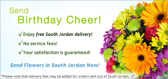 Send Flowers South Jordan UT Florist