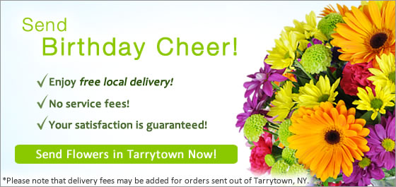 Tarrytown & Sleepy Hollow Flower Delivery Image