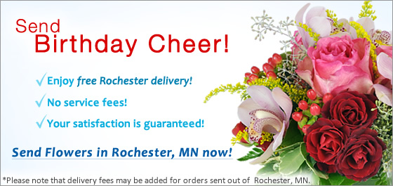 Send Flowers Rochester MN Florist