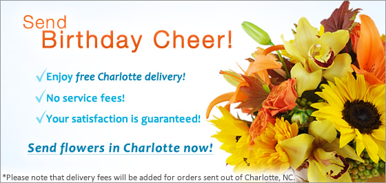 Send Flowers Matthews NC Florist