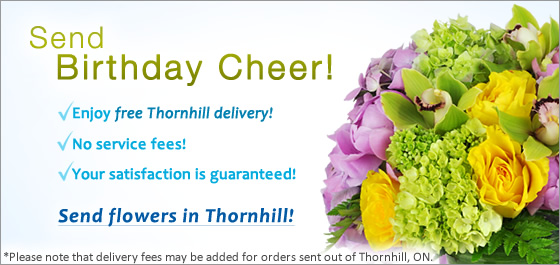 Send Flowers Thornhill ON Florist
