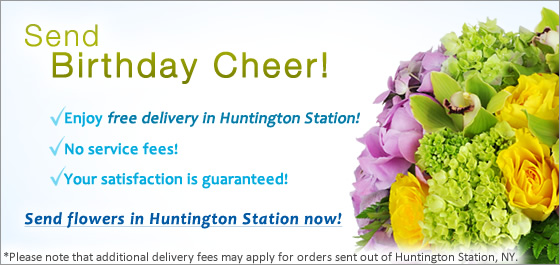 Send Flowers Huntington Station NY Florist