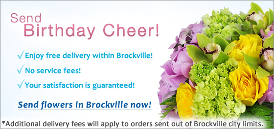 Brockville Flower Delivery Image