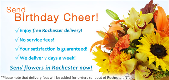 Send Flowers Rochester NY Florist