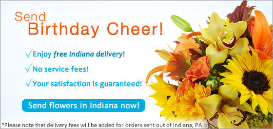 Send Flowers Indiana PA Florist