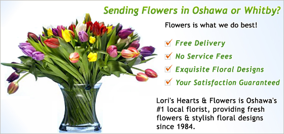 Oshawa Florists & Flowers Flower Delivery in Oshawa On Image