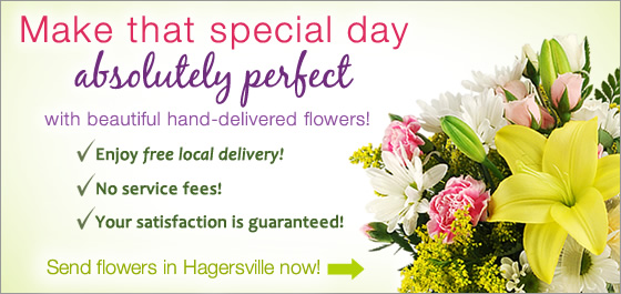 Send Valentines Flowers in Hagersville