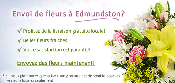 Send Flowers Edmundston Florist