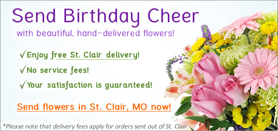 St Clair Flower Delivery Florist
