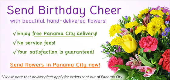 Send Flowers Panama City Florist