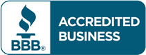 We are a BBB-accredited business!